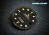 GMT Master 1675 Black Nipple gloss wht lume dial