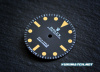 Submariner 5513 yellow lume dial 200m first